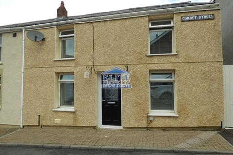 3 bedroom end of terrace house for sale - Corbett Street, Ogmore Vale, Bridgend . CF32 7AA