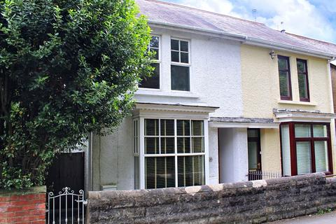 2 bedroom semi-detached house for sale - Castle Road, Mumbles, Swansea, City & County Of Swansea. SA3 5TF