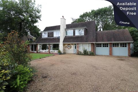 5 bedroom detached house to rent - Little Orchards, Lavendar Hall Lane