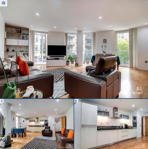 2 bedroom apartment for sale - Ability Place 37 Millharbour London