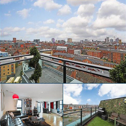 2 bedroom apartment for sale - One Brewery Wharf Waterloo Street Leeds West Yorkshire