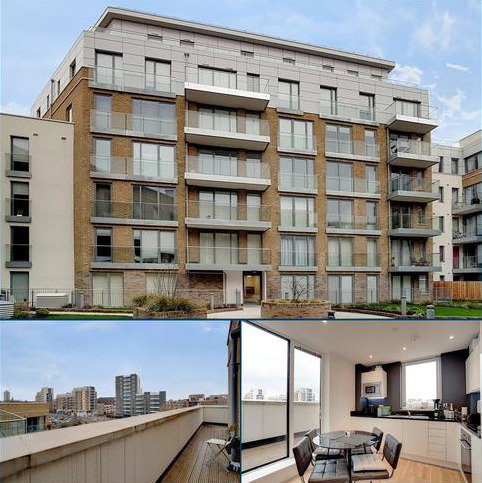 1 bedroom apartment for sale - Langan House 14 Keymer Place London