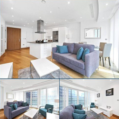 1 bedroom apartment for sale - Arena Tower 25 Crossharbour Plaza London