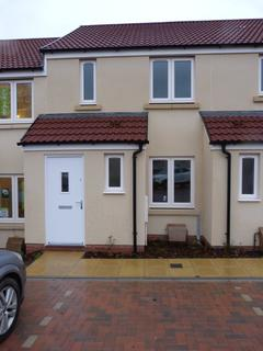 2 bedroom terraced house to rent - Meyer Close, Wellington