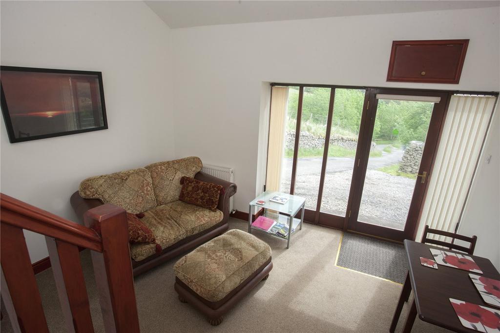 Top Byre Living Room