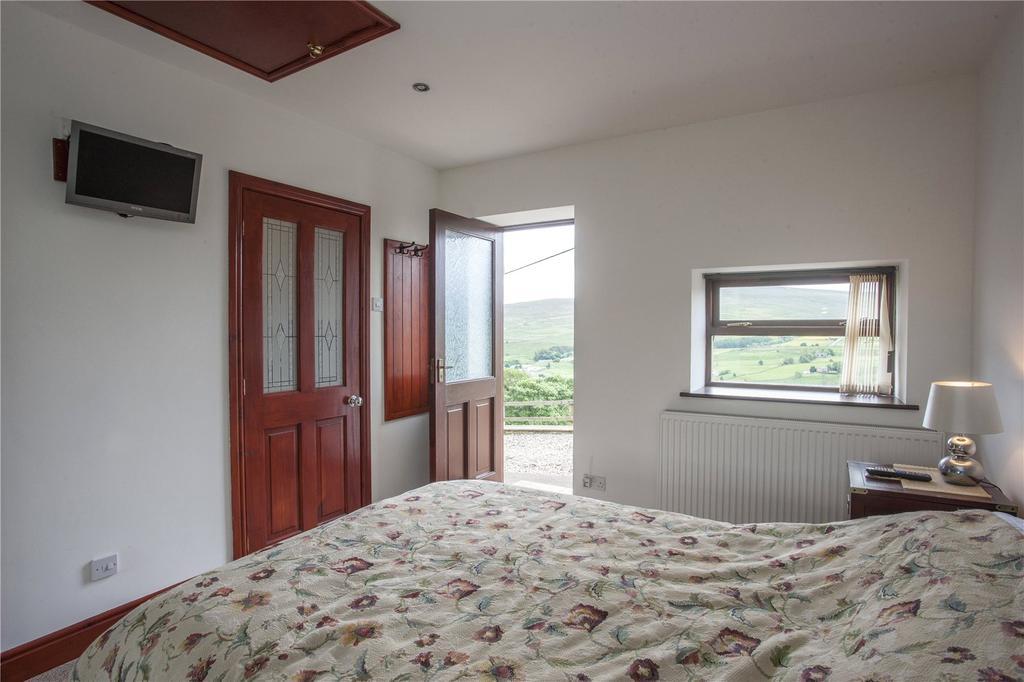 Top Byre Bedroom