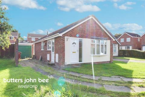 2 bedroom bungalow for sale - Gleneagles Drive, Winsford