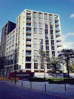 1 bedroom apartment for sale - Emery Wharf, London Dock, London, E1W