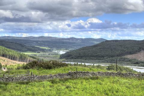 Land for sale - Vacant croft, Topachy, Altass, Lairg IV27 4EU