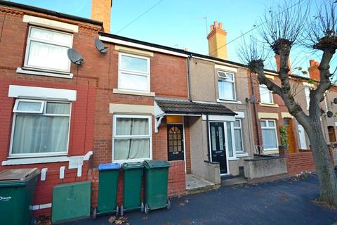 3 bedroom terraced house to rent - Hollis Road, Stoke, Coventry CV3 1AH