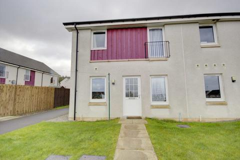 2 bedroom end of terrace house for sale - 12 Larchwood Drive, Milton of Leys, Inverness, IV2 6DG