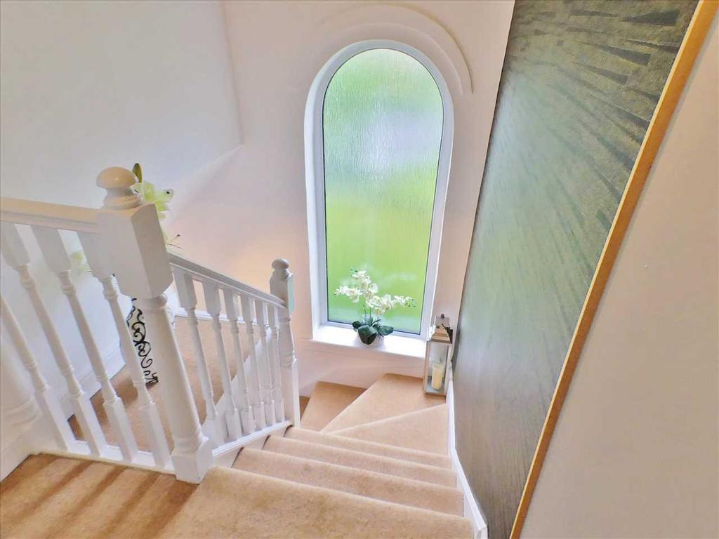 Staircase   Feature Window
