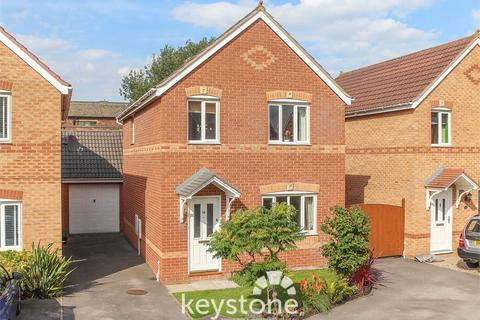 3 bedroom detached house for sale - St James Court, Connah's Quay, Deeside. CH5 4XD