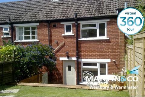 2 bedroom terraced house to rent - Westbury Leigh, Westbury