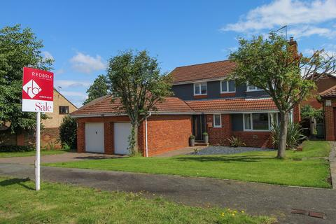 4 bedroom detached house for sale - Berwick Close, Chesterfield
