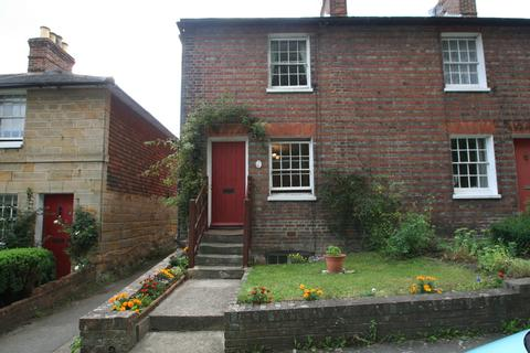 3 bedroom end of terrace house for sale - Manor Cottages, School Hill, Lamberhurst