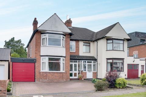 4 bedroom semi-detached house for sale - Steel Road, Northfield, Birmingham, B31 2RQ