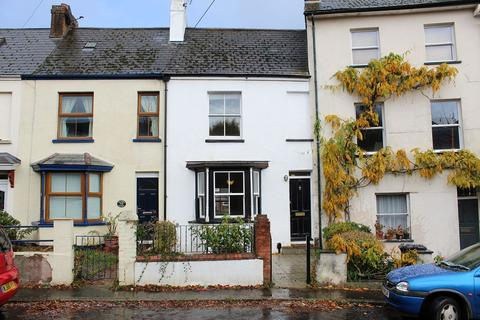 4 bedroom terraced house to rent - Homefield Road, Exeter