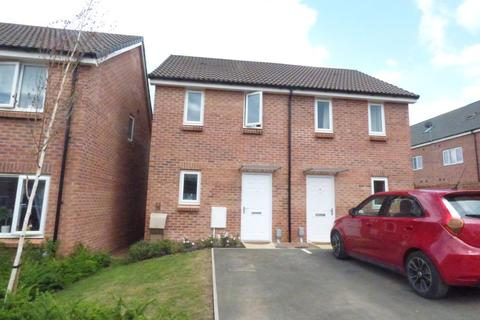 2 bedroom semi-detached house to rent - Luccombe Oak , Cranbrook