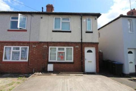 4 bedroom semi-detached house to rent - Strathmore Avenue, Coventry, West Midlands