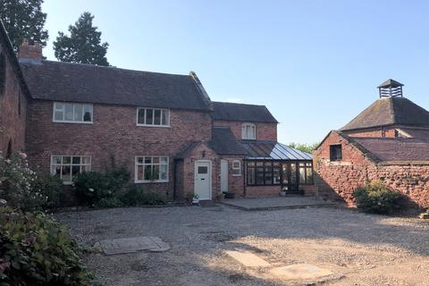 3 bedroom coach house to rent - Longner Hall, Uffington