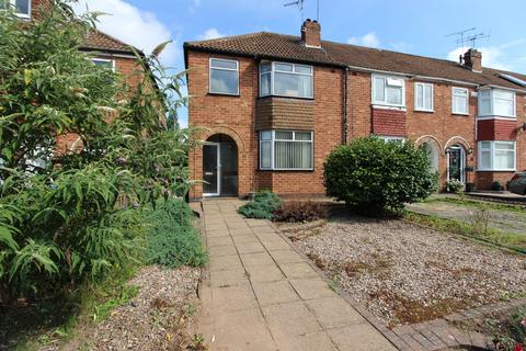 3 bedroom end of terrace house to rent - Sunnyside Close, Chapelfields, Coventry