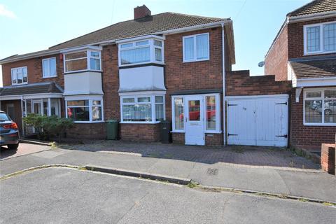 3 bedroom semi-detached house for sale - Wheatcroft Close, Halesowen, West Midlands, B62