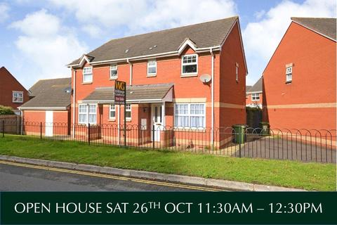 3 bedroom semi-detached house for sale - Clyst Heath, Exeter