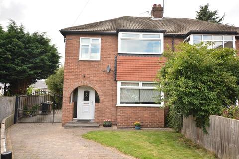 3 bedroom semi-detached house for sale - Sunny Bank Grove, Bracken Edge, Leeds