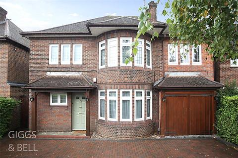 5 bedroom detached house for sale - Old Bedford Road, Luton, Bedfordshire, LU2