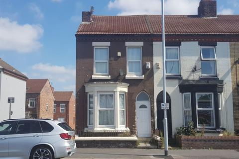 5 bedroom end of terrace house for sale - 100 Belmont Road, Liverpool