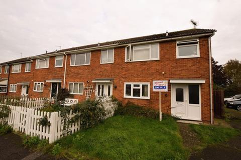3 bedroom end of terrace house for sale - Orwell Drive, Aylesbury