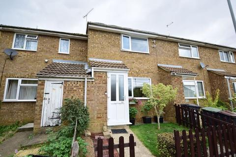 2 bedroom terraced house for sale - Brussels Way, Luton