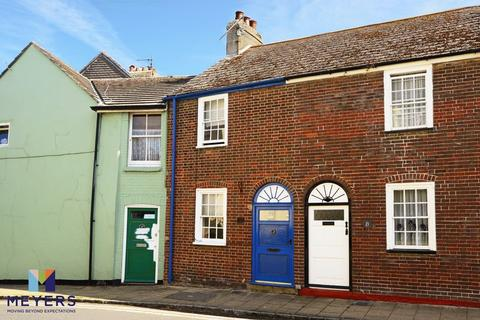 2 bedroom terraced house for sale - Chamberlaine Road, Weymouth, DT4