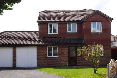 4 bedroom detached house to rent - CLARK DRIVE, MELTON MOWBRAY