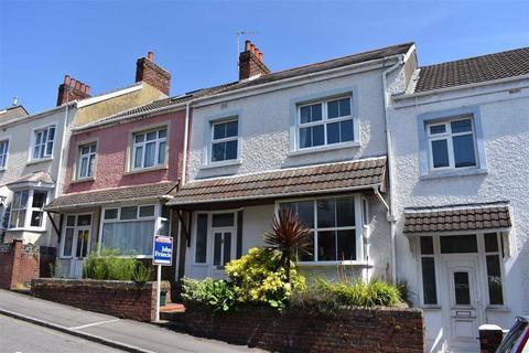 3 bedroom terraced house for sale - Rhyddings Park Road, Brynmill, Swansea