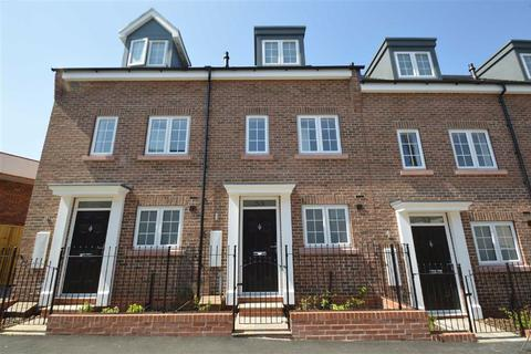 3 bedroom townhouse for sale - Vincent Street, Macclesfield