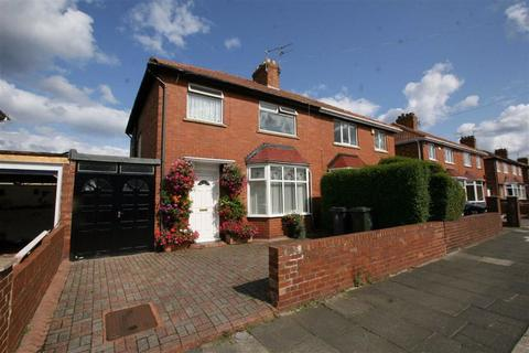 3 bedroom semi-detached house for sale - St Georges Road, Cullercoats, Tyne And Wear, NE30