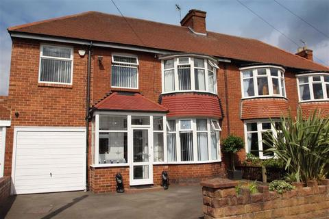 4 bedroom semi-detached house for sale - Millfield Gardens, Tynemouth, Tyne & Wear, NE30