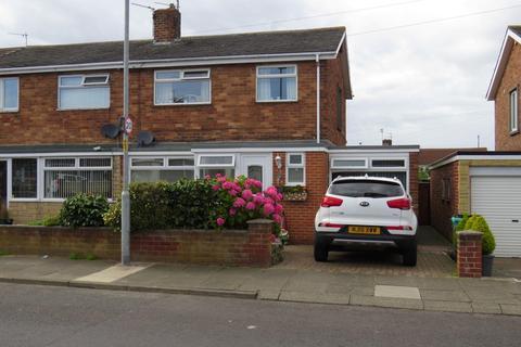 4 bedroom semi-detached house for sale - Ashington Drive, Wansbeck Estate, Stakeford