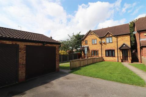 3 bedroom semi-detached house for sale - Cedar Park Drive, Bolsover, Chesterfield