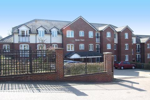 1 bedroom retirement property for sale - Saxon Court, Queen Street, Hitchin, SG4