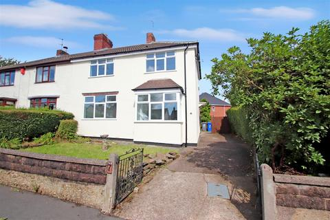 4 bedroom semi-detached house to rent - Thorneycroft Avenue, Burslem, Stoke-On-Trent