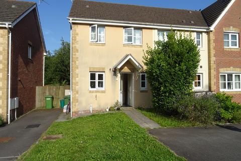 2 bedroom semi-detached house for sale - St. Peters Avenue, Llanharan, Pontyclun, CF72 9UQ
