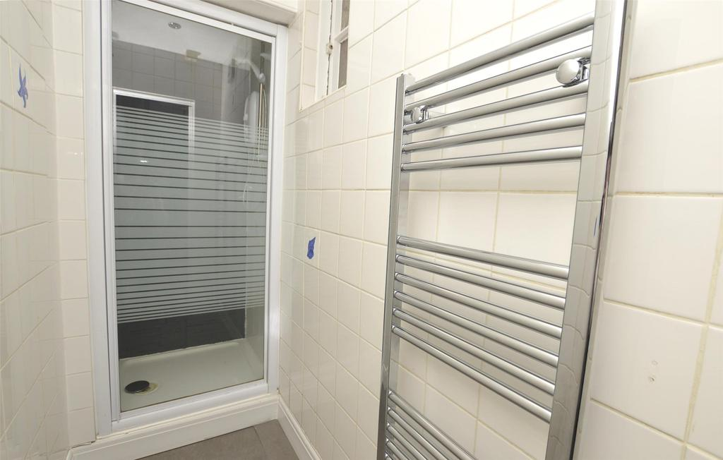 Shower Room (Lower Ground Floor)