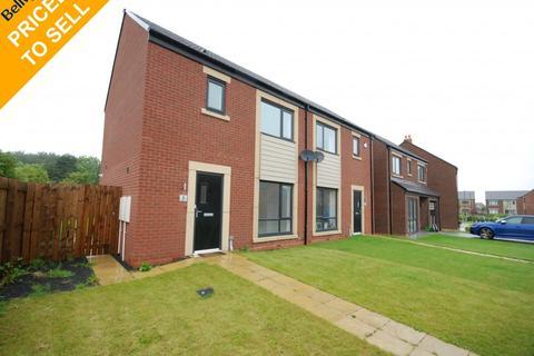 3 bedroom semi-detached house for sale - Merlay Court, Killingworth