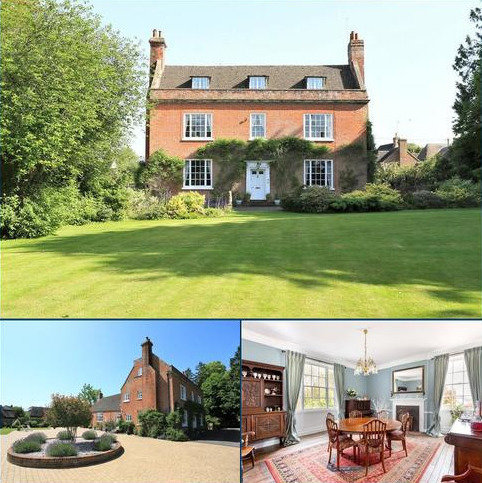 6 bedroom detached house for sale - Hodson Road, Chiseldon, Swindon, Wiltshire, SN4