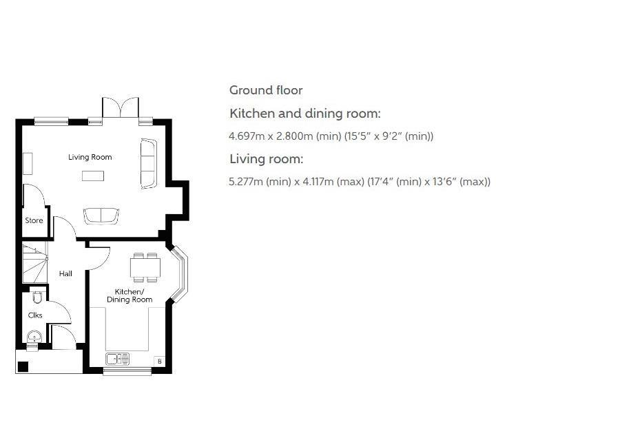 Floorplan 2 of 2: Floor plan