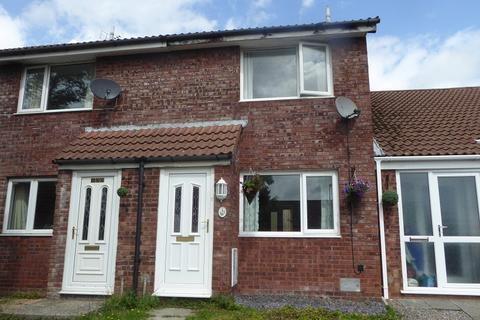 2 bedroom terraced house for sale - Hazeldene Avenue, Brackla, Bridgend, Bridgend County. CF31 2JR