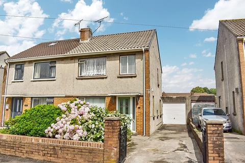3 bedroom semi-detached house for sale - Davies Avenue, Litchard, Bridgend. CF31 1PS